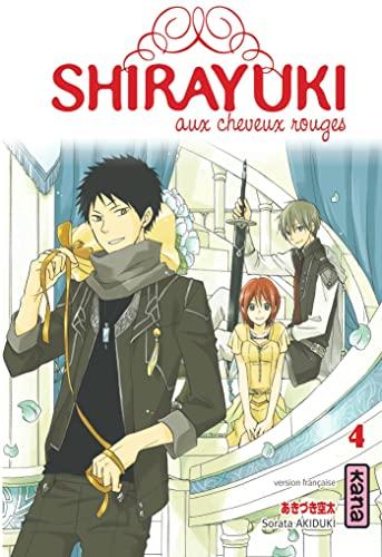 9782505014775: Shirayuki aux cheveux rouges - Tome 4