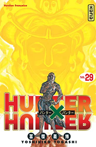 9782505015710: Hunter X Hunter, tome 29
