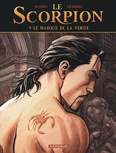 9782505016823: Le Scorpion - tome 9 - Le Masque de la Vérité