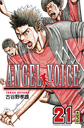 9782505017172: Angel Voice, tome 21