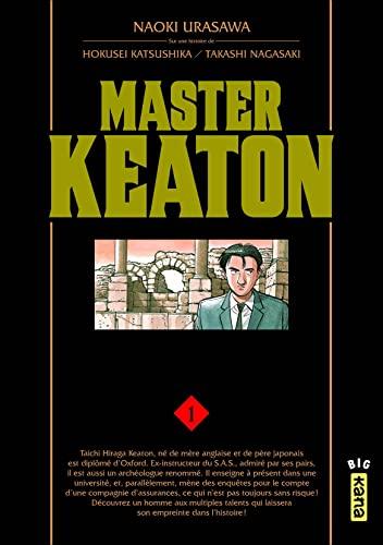 9782505017646: Master Keaton, tome 1