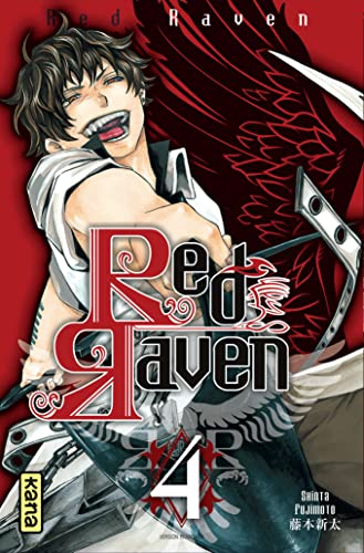 RED RAVEN T4 (RED RAVEN). Tome: 4