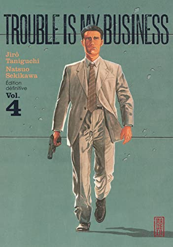 9782505018872: Trouble is my business, tome 4
