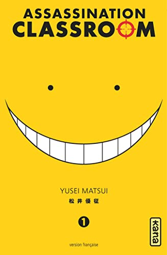 9782505019442: Assassination classroom, tome 1