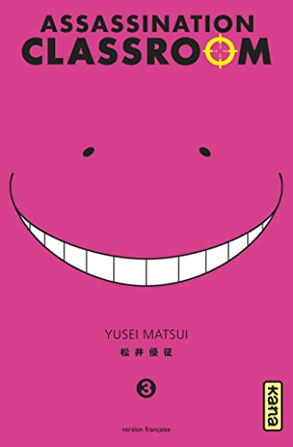 9782505060055: Assassination classroom, tome 3