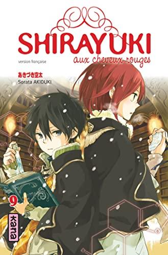 9782505060253: Shirayuki aux cheveux rouges, tome 9
