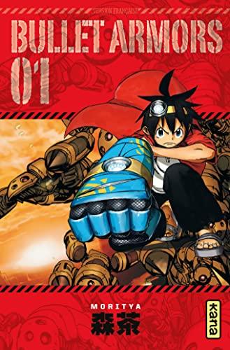 9782505060307: Bullet Armors 01 (Shonen Kana) (French Edition)