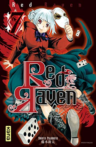 9782505060345: Red raven Vol.7