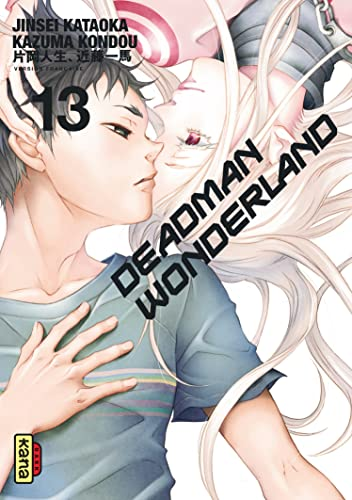 9782505060598: Deadman Wonderland, tome 13