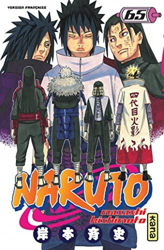 9782505061267: Naruto Vol.65