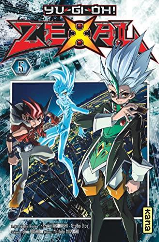 9782505061328: Yu-Gi-Oh ! Zexal, Tome 5 :