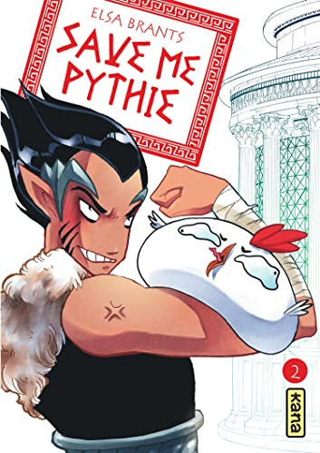 9782505061335: Save me Pythie, tome 2