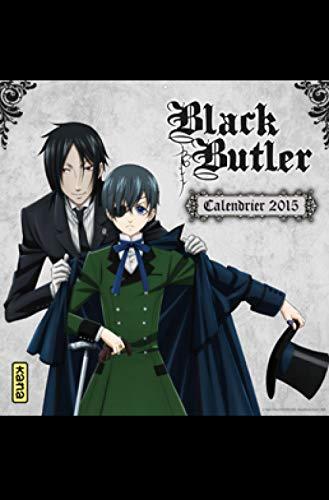 9782505061359: Calendrier Black Butler, tome 2015