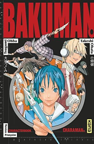 9782505061861: Bakuman character guide / Charaman