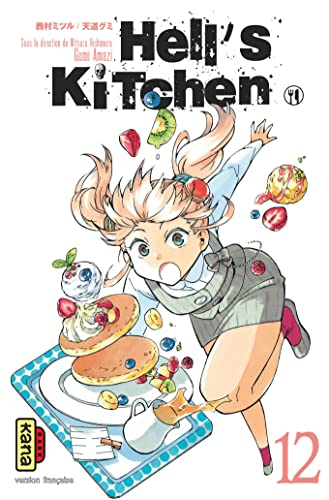 9782505062288: Hell's Kitchen, tome 12