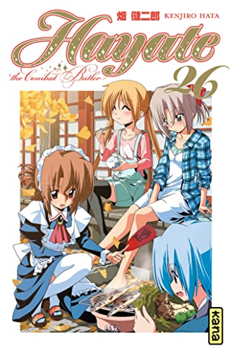 9782505062523: Hayate The combat butler, tome 26