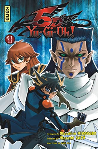 9782505062981: Yu-Gi-Oh! 5 D's, tome 8