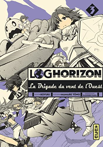 9782505063025: Log Horizon, Tome 3 :