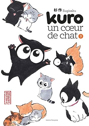 9782505063858: Kuro un coeur de chat, tome 3