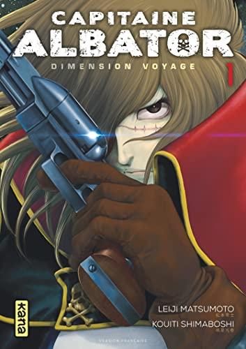 9782505064749: Capitaine Albator Dimension Voyage, tome 1