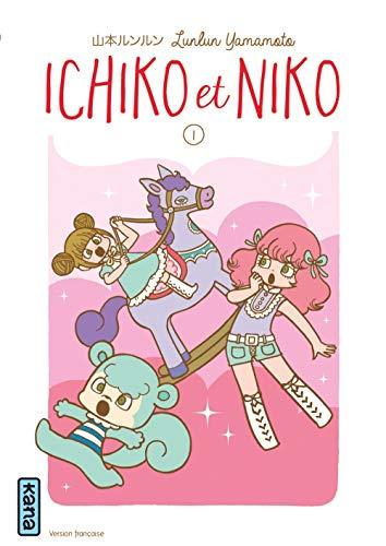 9782505065203: Ichiko et Niko, tome 1
