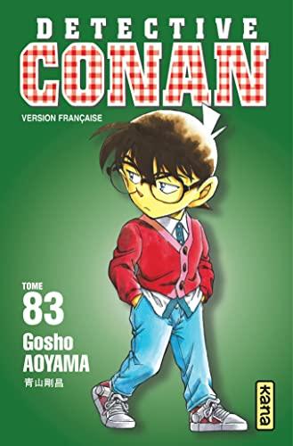 9782505065555: Détective Conan, tome 83
