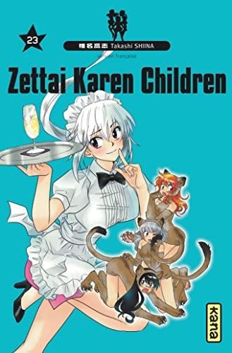 9782505065869: Zettai Karen Children, Tome 23 :