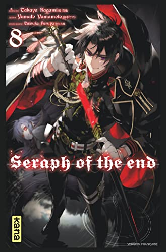 9782505065999: Seraph of the end, tome 8