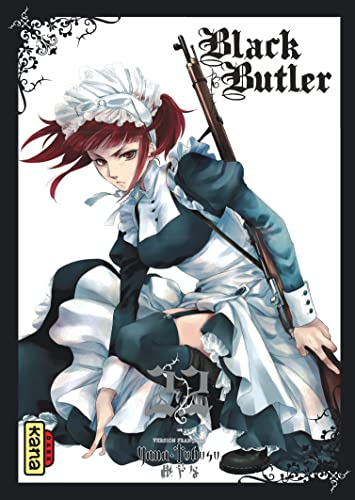9782505066132: Black Butler, tome 22
