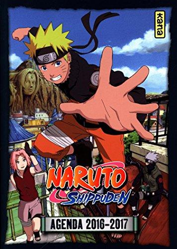 9782505067030: Agenda Naruto, tome 0