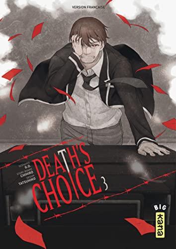 9782505067245: Death's choice, tome 3