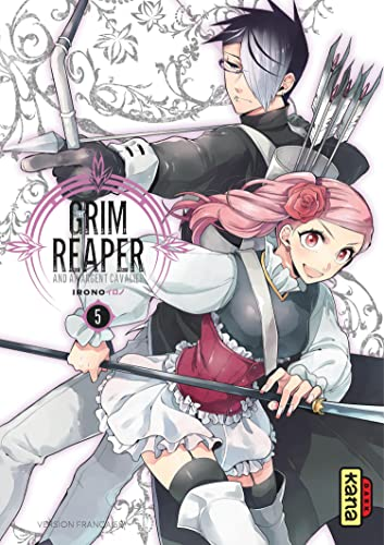 9782505070337: The grim reaper and an argent cavalier, tome 5