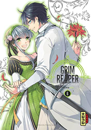 9782505072034: The grim reaper and an argent cavalier, tome 6
