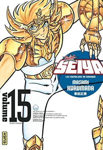 9782505082798: Saint Seiya - Deluxe (les chevaliers du zodiaque), tome 15