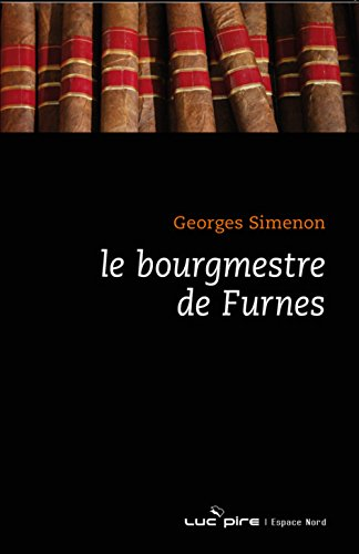 Le bourgmestre de Furnes Simenon, Georges and