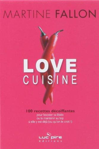 9782507004743: love cuisine