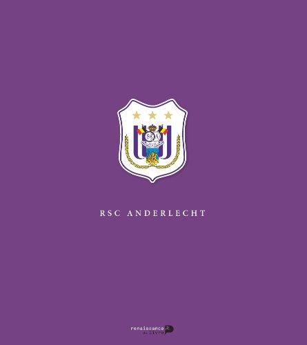 9782507051303: Rsc Anderlecht le Livre Officiel