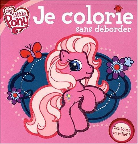 9782508004025: Je colorie sans déborder (French Edition)