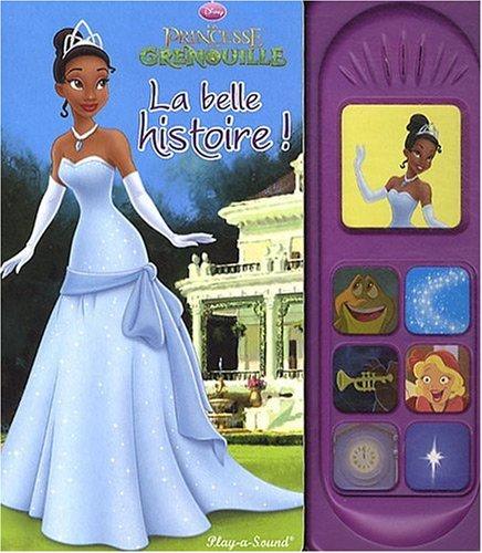 9782508005640: La princesse et la grenouille : La belle histoire !