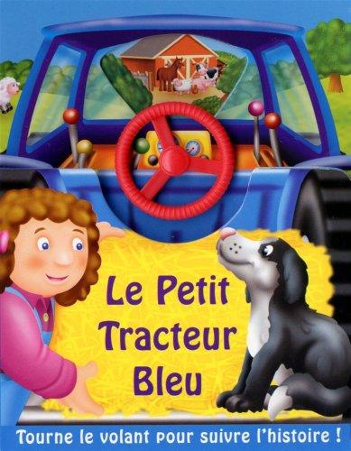 9782508005831: Le petit tracteur bleu
