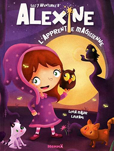 9782508007903: Les 7 aventures d'Alexine l'apprentie magicienne (French Edition)