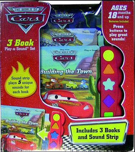 9782508008795: Cars : Coffret 3 volumes (French Edition)