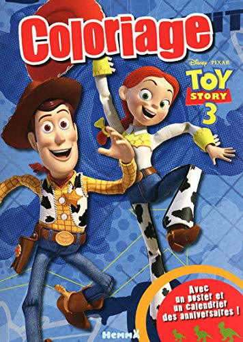 9782508009785: Coloriage Toy Story 3