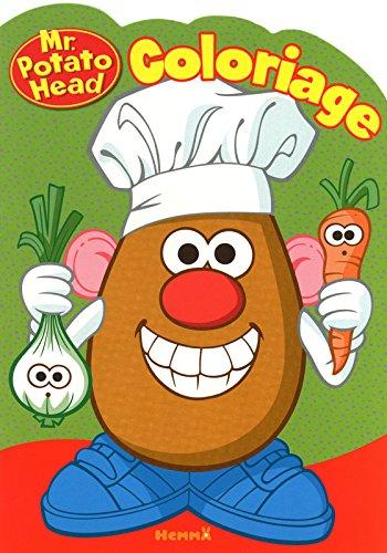 9782508012747: Coloriage Mr. Potato Head