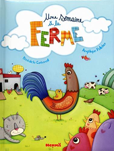 9782508013010: Une semaine à la ferme (French Edition)