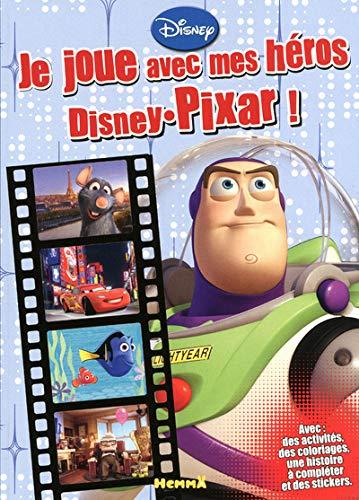 9782508014284: Je joue avec mes héros Disney Pixar !