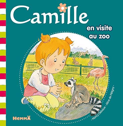 Camille en visite au Zoo - Nº 30: De Pétigny, Aline