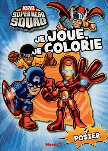9782508020889: MARVEL SUPER HERO SQUAD JE JOU