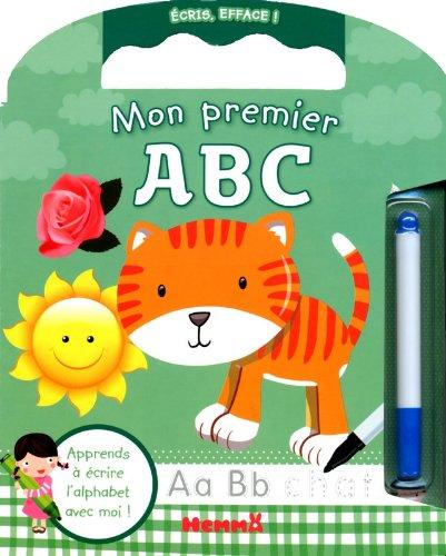 9782508023149: ECRIS, EFFACE ! PREMIER ABC