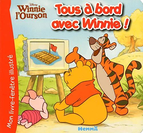 9782508024115: Winnie l'Ourson - Tous à bord avec Winnie !